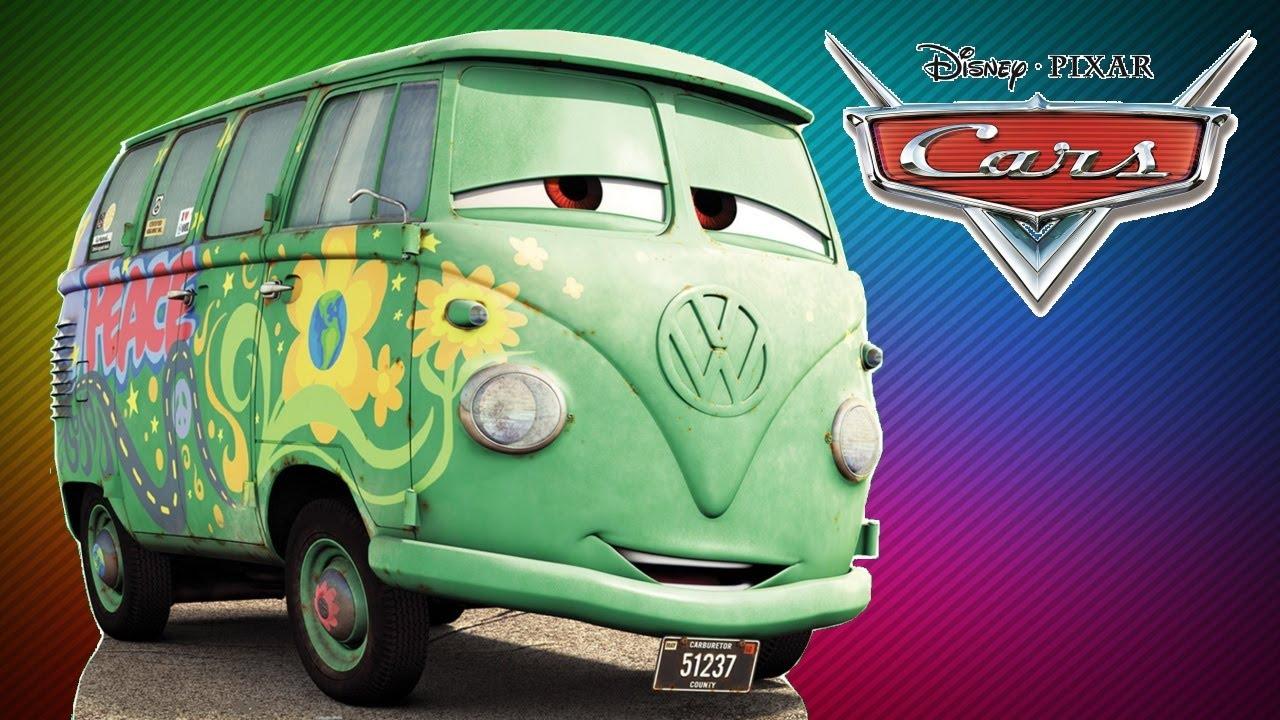 Iconic VW Bus