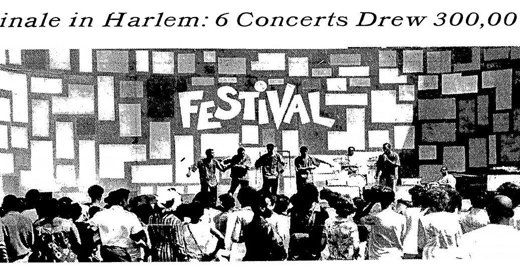 1969 Harlem Cultural Festival