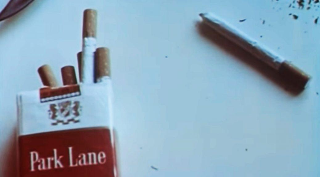 Vietnam's Park Lane Cigarettes