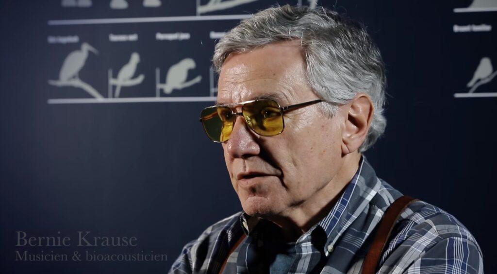 Ecologist Musician Bernie Krause