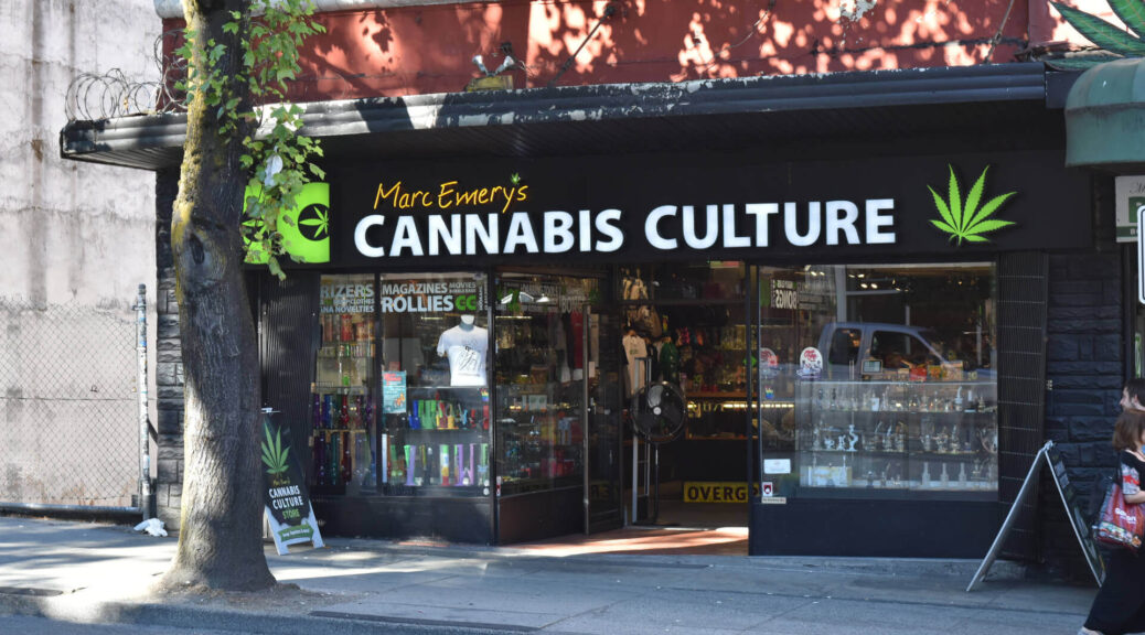 Cannabis Acceptance Continues
