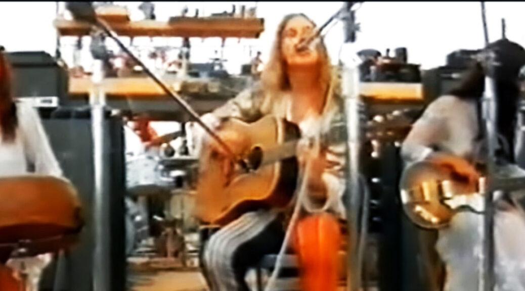 Incredible String Band Woodstock