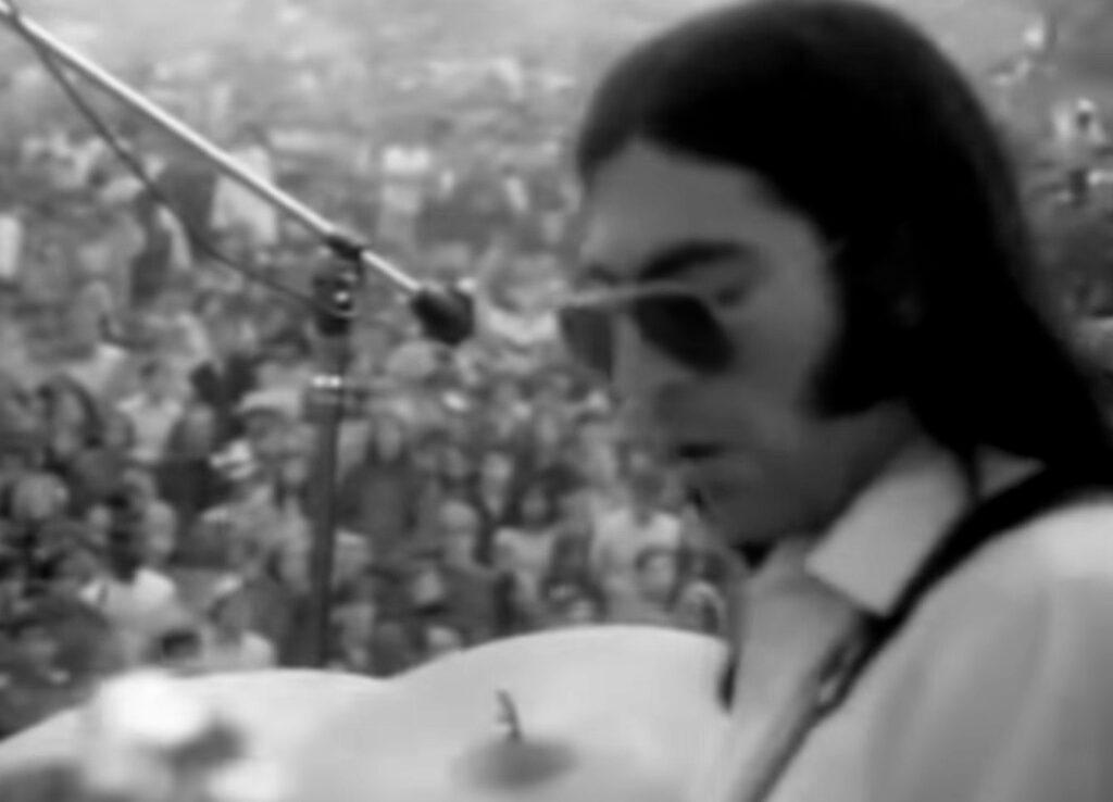 Country Joe Fish Woodstock
