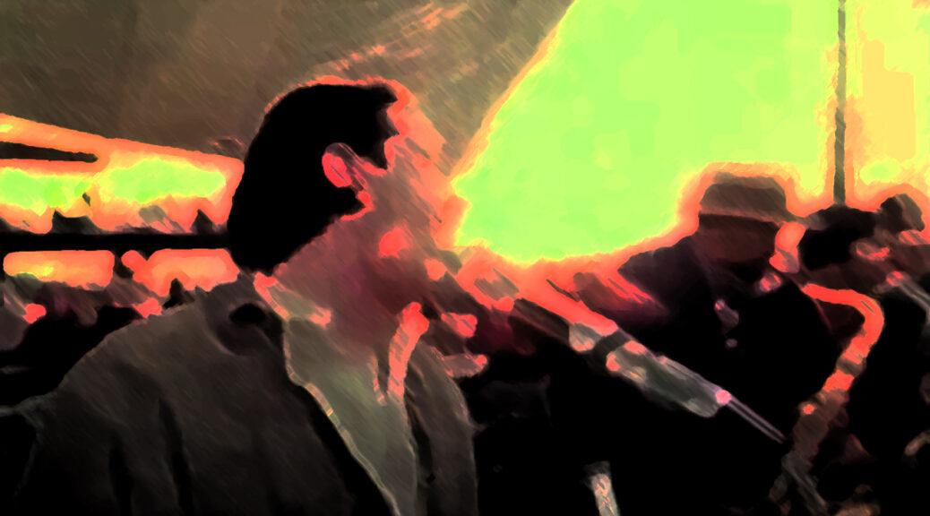 Butterfield Blues Band Woodstock